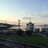Photo taken at Seneca Harbor Station by Yulia T. on 5/3/2015