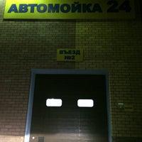 Photo taken at Автомойка by Илья Л. on 4/8/2014