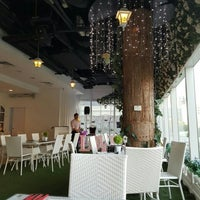 Photo taken at Bliss House Theme Restaurant by Xuele L. on 4/1/2016