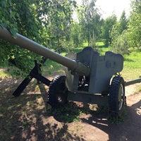 Photo taken at Парк Победы by Алексей on 5/25/2013