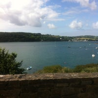 Photo taken at Glandore Harbour Yacht Club by Croppy B. on 8/18/2013