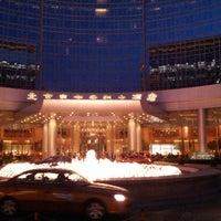 Photo taken at Grand Hyatt Beijing by Bob L. on 4/10/2013