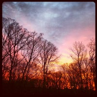 Photo taken at Lullwater Preserve by Kris V. on 2/4/2013