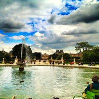 Photo prise au Jardin des Tuileries par Denis L. le9/10/2013