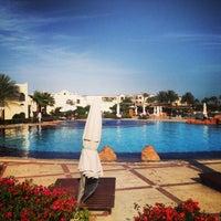 Снимок сделан в Rixos Sharm El Sheikh пользователем Denis L. 3/1/2013