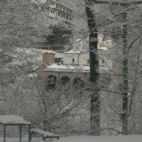 Photo taken at Манастир Свети Јоаким Осоговски / Joachim of Osogovo Monastery by Zoran V. on 1/15/2017