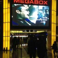 Photo taken at MEGABOX Coex by Esther P. on 3/2/2013