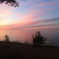 Photo taken at Lake Ladoga by Алексей Е. on 6/22/2013