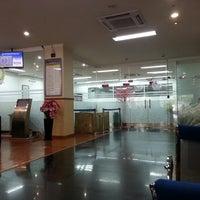 Photo taken at Kantor Imigrasi Kelas I Jakarta Utara by Alona K. on 12/1/2014
