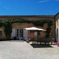 Photo taken at Domaine de Pellehaut by Stephen S. on 6/22/2018