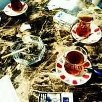 Photo taken at Havuzlu Cafe by Emin G. on 2/13/2017