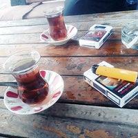 Photo taken at Havuzlu Cafe by Emin G. on 1/16/2017