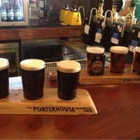 Photo taken at The Porterhouse Central by Carrie B. on 6/26/2013
