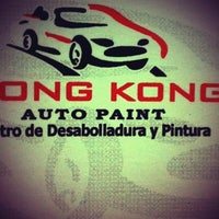 Photo taken at Honk Kong Auto Paint by Cristian G. on 9/27/2012