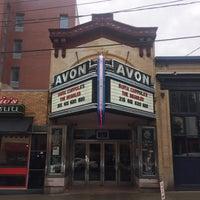 Photo taken at Avon Cinema by Nigel S. on 7/7/2017