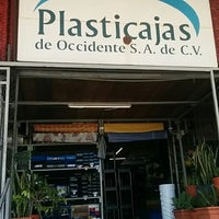 Photo taken at Plasticajas by Tsar A. on 1/19/2015