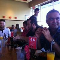 Photo taken at Tarka Indian Kitchen by Kitjer on 10/4/2012