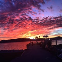 Photo taken at NY Waterway Ferry Terminal Ossining by Peter M. on 11/25/2014