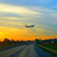 Photo taken at Istanbul Atatürk Airport (IST) by sedat k. on 11/13/2013