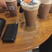 Photo taken at Mok Cafe by Peter Jr J. on 10/21/2015