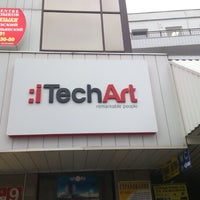 Photo taken at ITechart Group by Konstantin L. on 11/19/2012