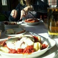 Photo taken at Pompilio's Italian Restaurant by Mark G. on 3/8/2013
