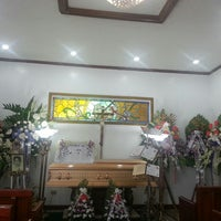 Photo taken at Rizal Funeral Homes by Connie L. on 8/24/2013