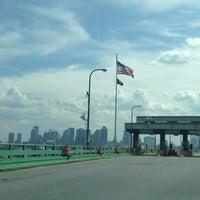 Photo taken at Maurice J. Tobin Memorial Bridge by M. S. on 5/10/2013