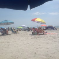 Photo taken at Coligny Beach by Todd S. on 9/4/2017