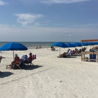 Photo taken at Coligny Beach by Todd S. on 9/5/2017