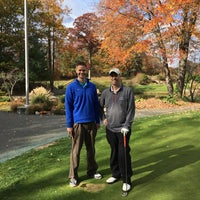 Photo taken at Oak Hills Park Golf Course by Todd S. on 11/5/2016