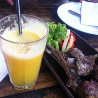 Photo taken at Restaurante Golfinhos by Jany A. on 2/13/2013