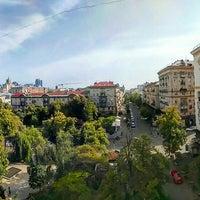 "Photo taken at ПАО ""Киевметрострой"" by Андрей М. on 6/19/2016"