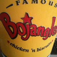 Photo taken at Bojangles' Famous Chicken 'n Biscuits by Richard C. on 6/29/2013