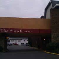 Photo taken at Hawthorne Inn & Conference Center by Richard C. on 12/20/2012
