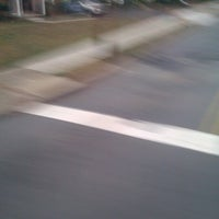 Photo taken at Intersection: First  St & Northwest Blvd by Richard C. on 12/11/2012