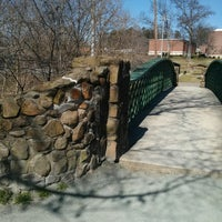 Photo taken at Hanes Park by Richard C. on 3/29/2013