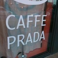 Photo taken at Caffe Prada by Richard C. on 6/24/2013