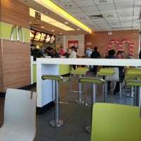 Photo taken at McDonald's by Scott G. on 3/4/2013