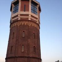 Photo taken at Watertoren Assendelft by Jolanda S. on 11/21/2014