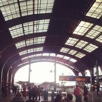 Photo taken at Estación de A Coruña-San Cristobal by Iago T. on 5/12/2013