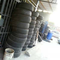Photo taken at Japan tire by Genaro G. on 2/6/2013