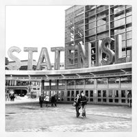 Photo taken at Staten Island Ferry - Whitehall Terminal by Isaiah on 12/8/2012