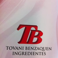 Photo taken at Tovani Benzaquen Ingredientes by Luciana C. on 4/16/2014