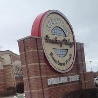 Photo taken at Woodbury Village Shopping Center by Austin W. on 3/24/2013