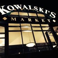 Photo taken at Kowalski's Market by Austin W. on 7/25/2014