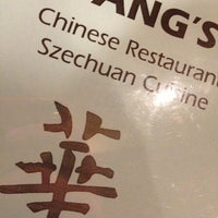 Photo taken at Yang's Chinese Restaurant by Austin W. on 2/2/2013