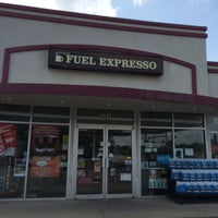 Photo taken at Fuel Expresso by Austin W. on 5/25/2014