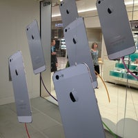 Photo taken at Apple Mall of America by Austin W. on 5/27/2013