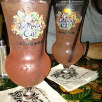 Photo taken at Rainforest Cafe by Flor C. on 1/28/2013